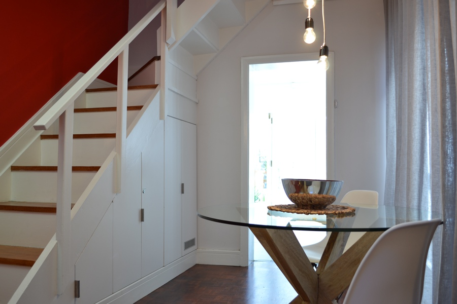 52 Loader Street - Dining & stairs