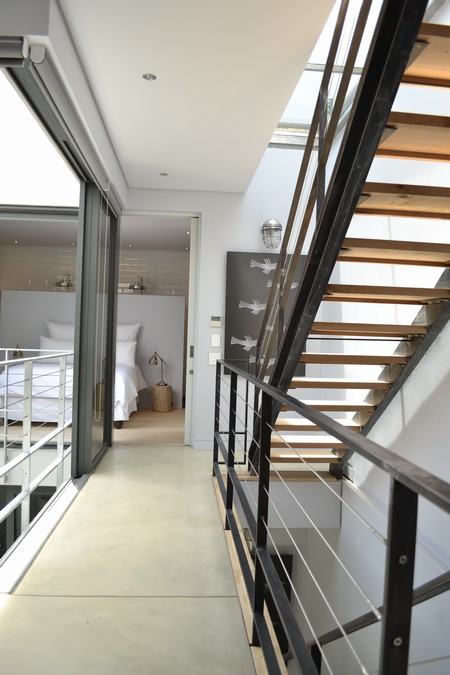 76 Waterkant Street - staircase & bedroom 1
