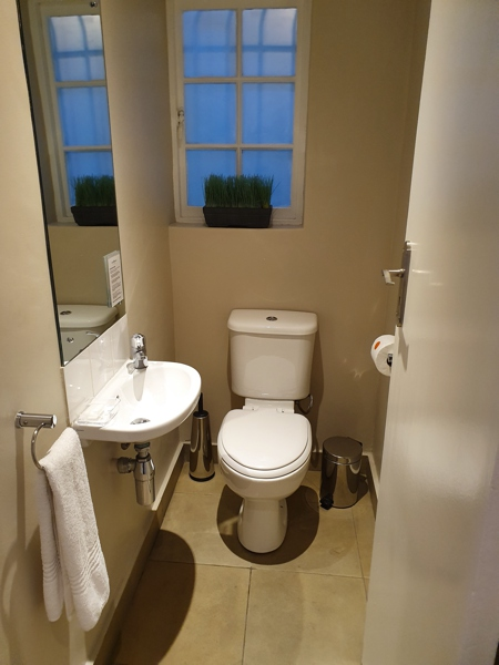 75 Loader Street - ground floor toilet