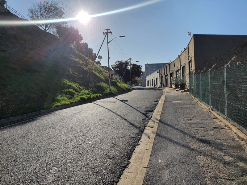 De Waterkant Village - Waterkant Street below Bayview Terrace - Click to enlarge