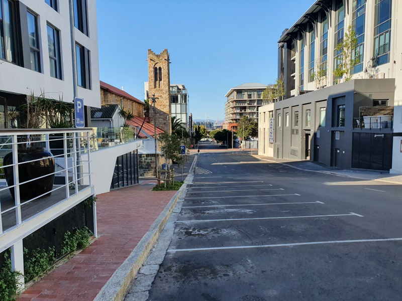 De Waterkant Village - Napier Street to Somerset Road - Click to enlarge