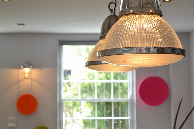 76 Waterkant Street - kitchen lights