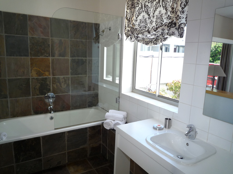 90 Waterkant Street - bedroom 1 open plan en-suite