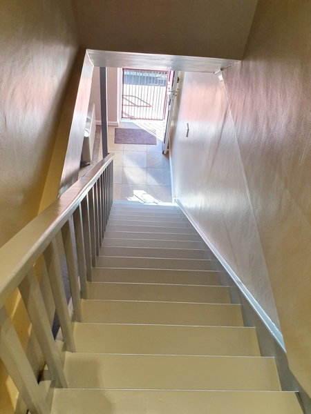 75 Loader Street - stairs to 1st floor