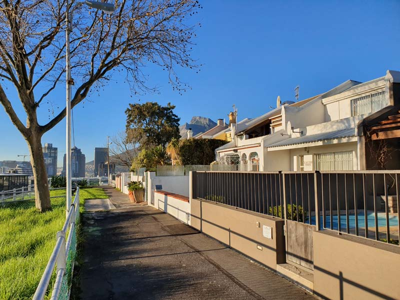 7 Bayview Terrace - Bayview walkway