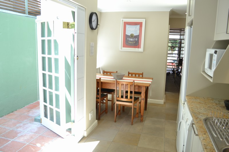 75 loader street - kitchen & dining area