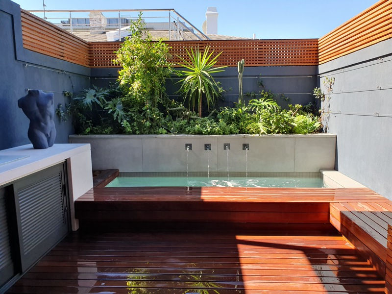 92 Waterkant Street - pool