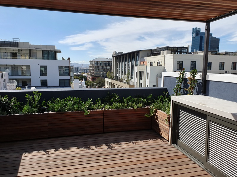 92 Waterkant Street - Bedroom 1 roof terrace