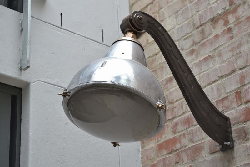 76 Waterkant Street - courtyard light