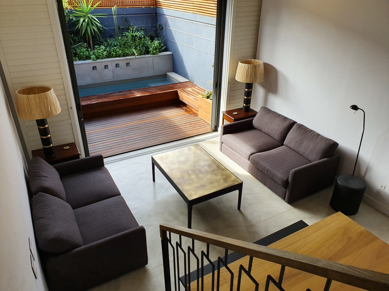 92 Waterkant Street - living area