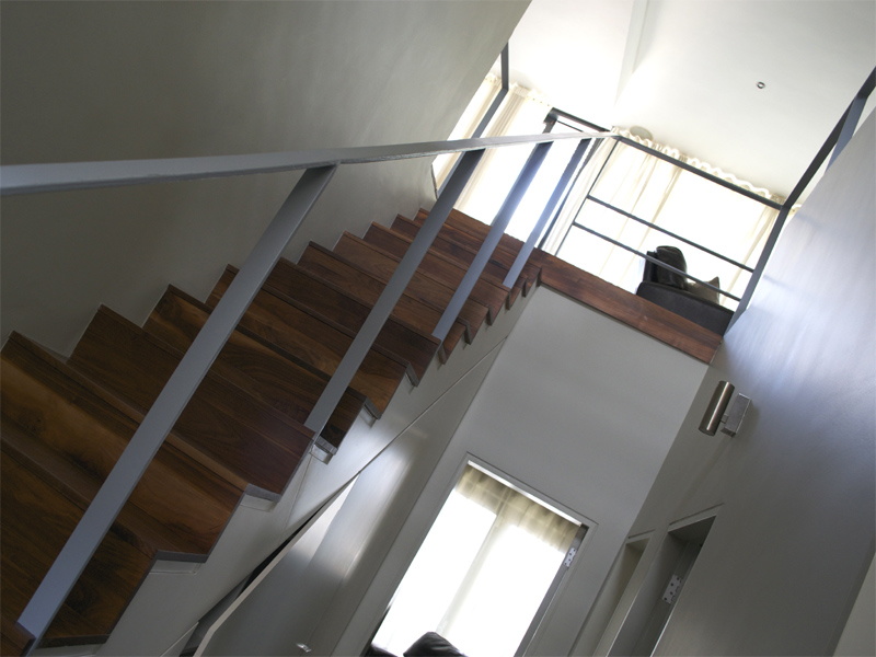 24 Loader Street - staircase