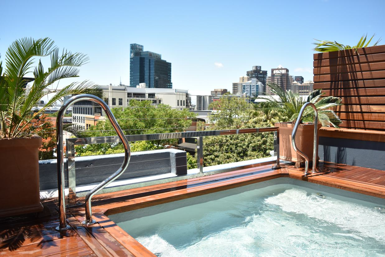 139 Waterkant Street - plunge pool balcony