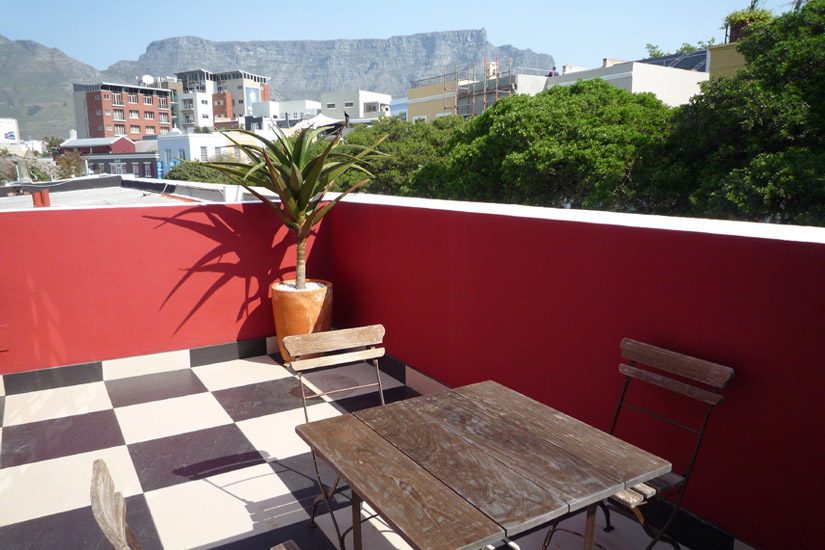 90 Waterkant Street - first floor balcony & view
