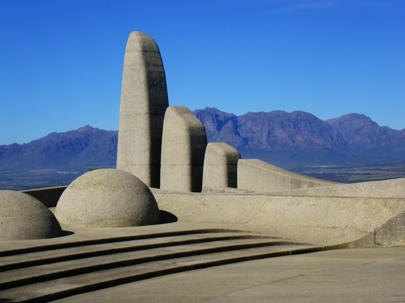 Paarl Afrikaans Monument