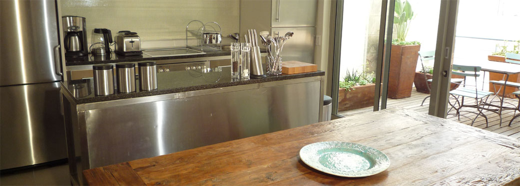 90 Waterkant Street - kitchen